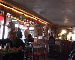 Mi Barrio Mexican Restaurant Downtown Atlanta GA