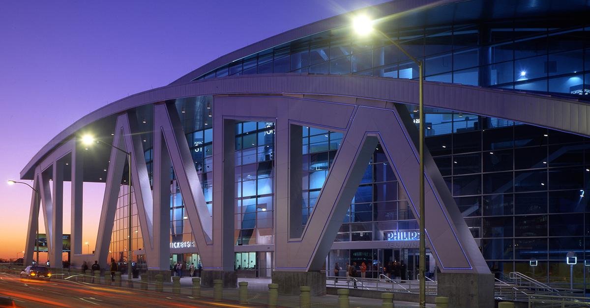 State Farm Arena Downtown Atlanta Ga