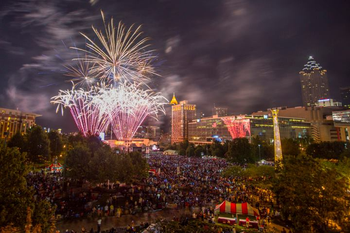 Celebrate the Fourth of July in the Centennial Park District