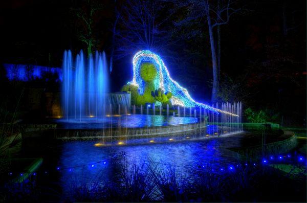 Midtown BlogGarden Lights Holiday Nights at the Atlanta