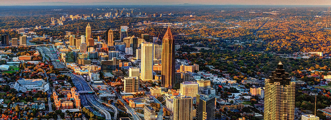 Atlanta met its goal of reducing its energy consumption by 20 percent ahead of its 2020 deadline.