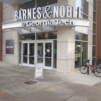 Barnes Noble Georgia Tech Midtown Alliance Atlanta Ga