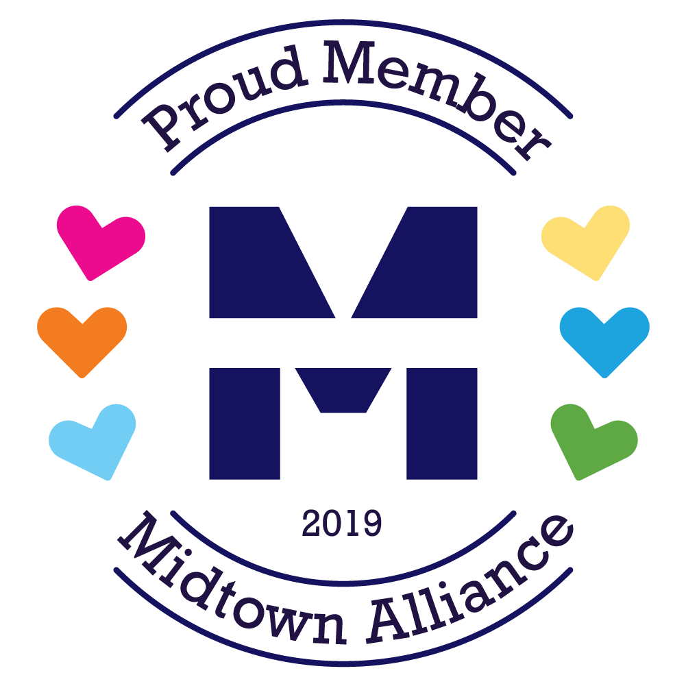 We are a proud member of Midtown Alliance, the driving force behind Midtown Atlanta's transformation.