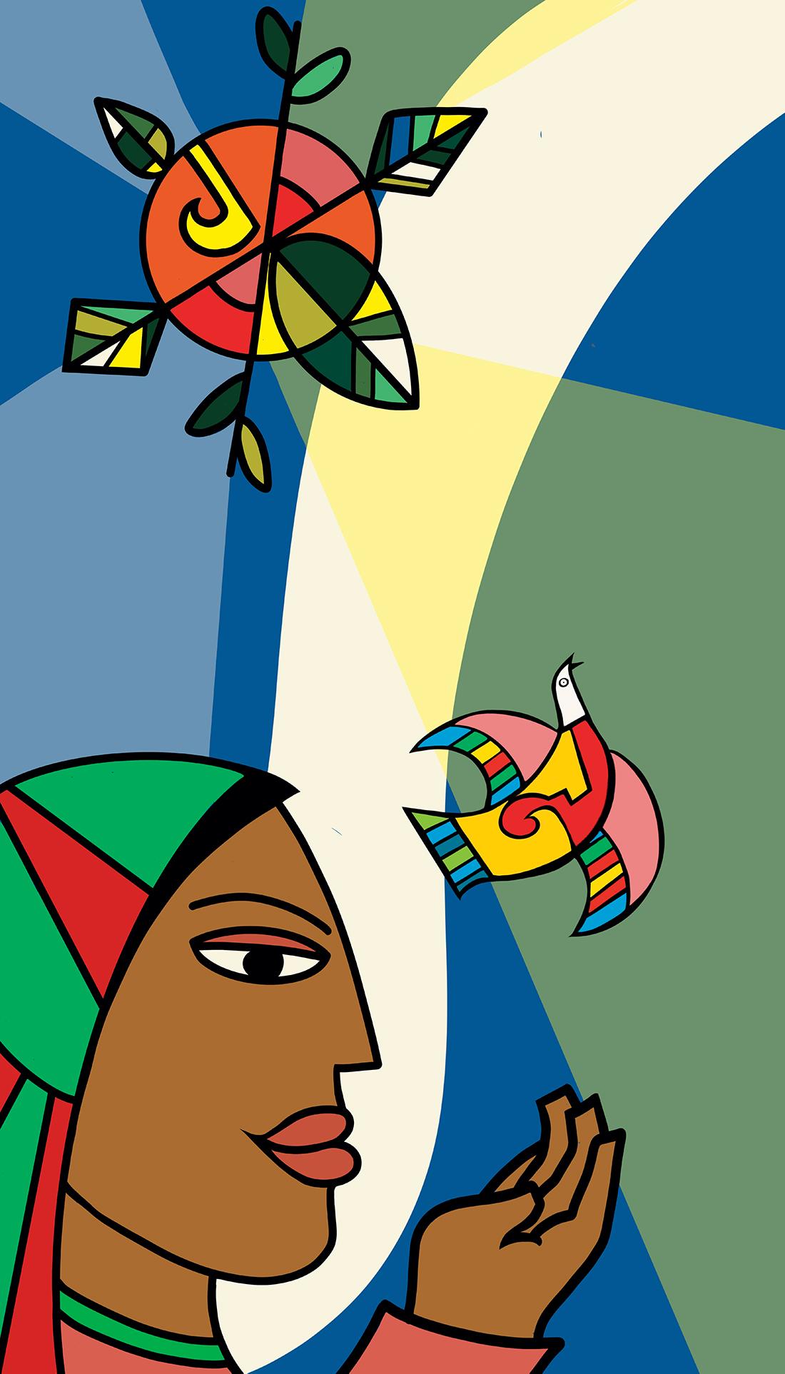 Consagrar, by Patricia Hernandez.