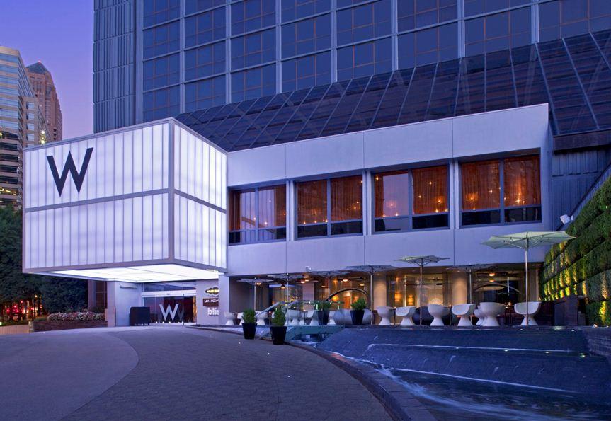 Atlanta W Hotel Spa