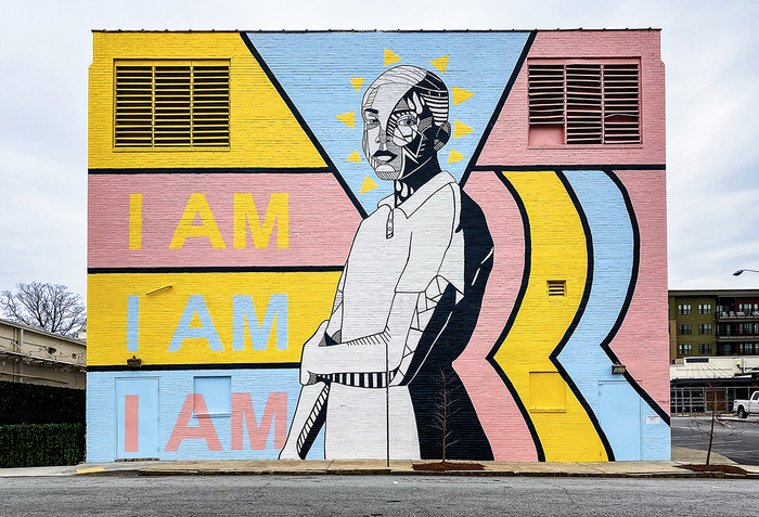 """""""I AM"""" 