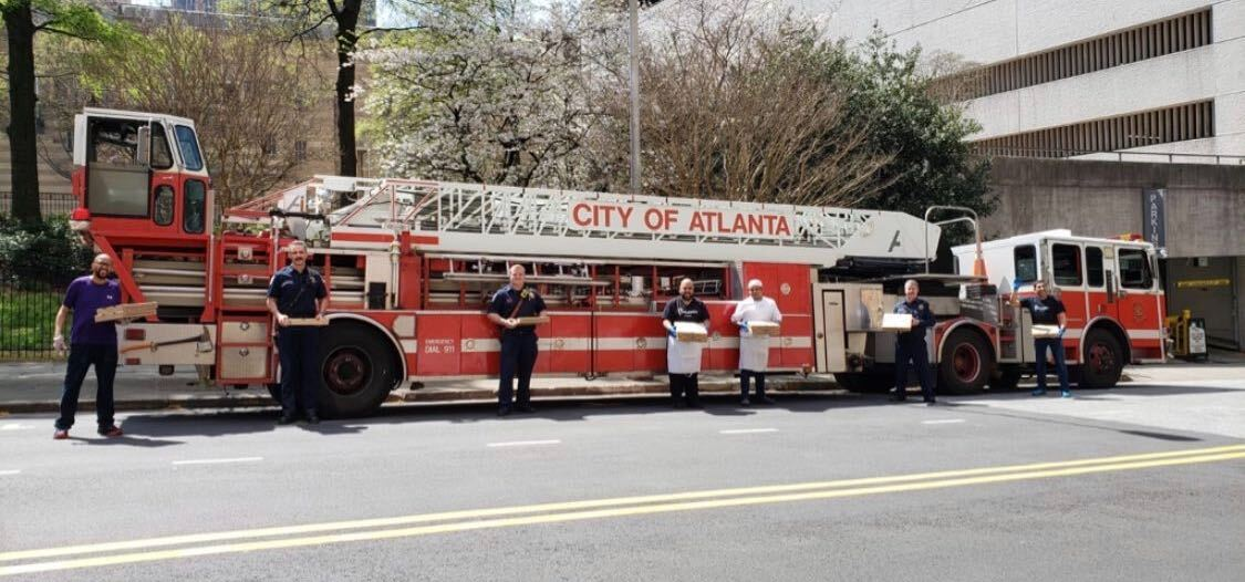 The hustle and grind of daily life can sometimes cause people to think too little of how their actions affect others. But when hit with a crisis, Atlantans rise up and take care of each other in incredible and humbling ways.
