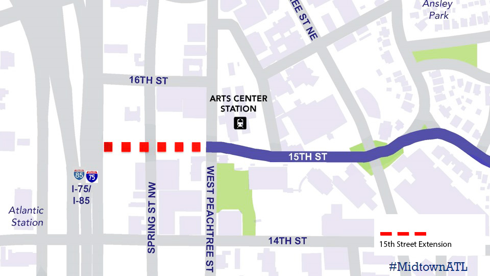 15th Street Extension Update