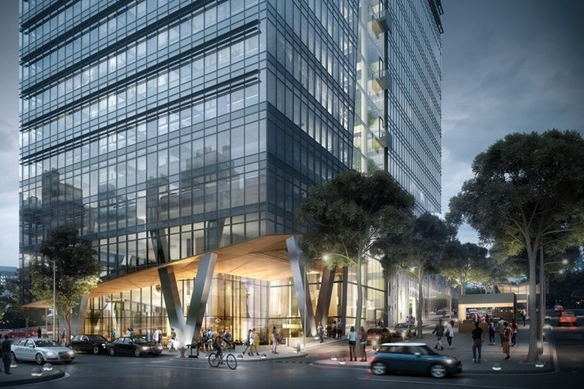 Mix Of New Projects   Building Updates Announced For District U0026 39 S North End- News Center