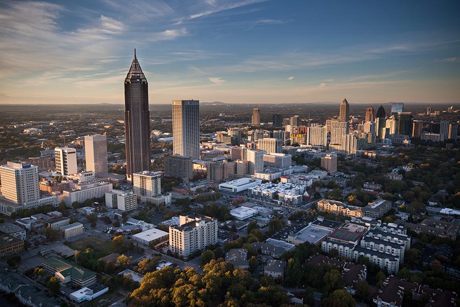 city of atlanta recognizes top performing midtown buildings for