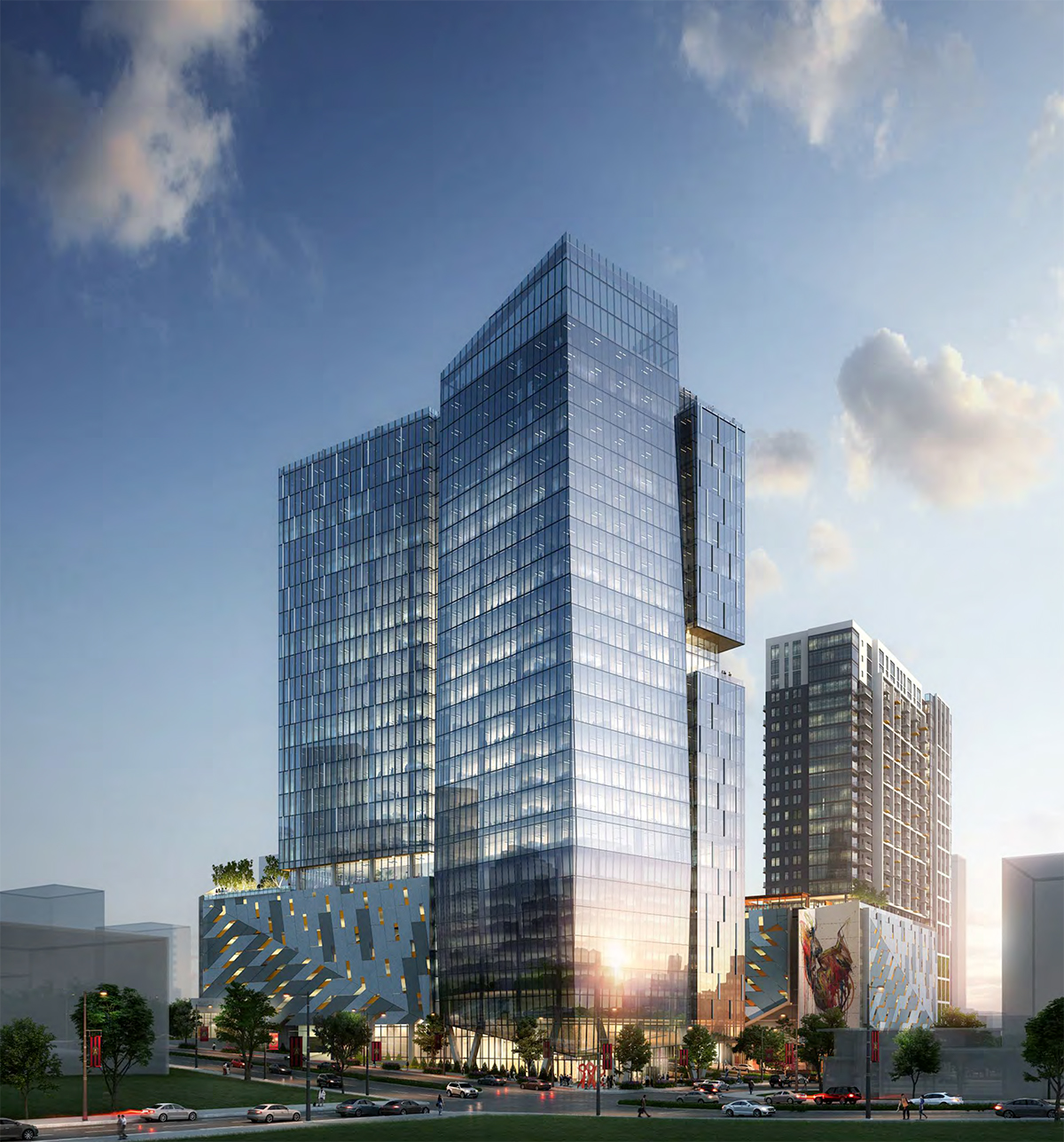 Midtown Union is slated for completion in 2022.