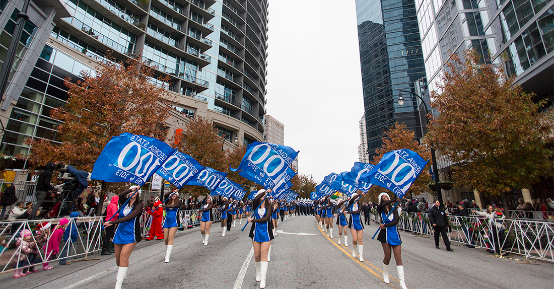 Children\'s Christmas Parade Returns to Peachtree Street December 2nd ...