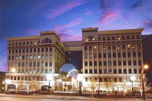 Pershing Point Plaza   Midtown Atlanta, GA
