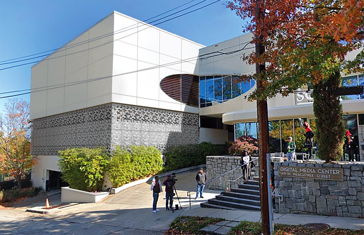 SCAD Digital Media Center