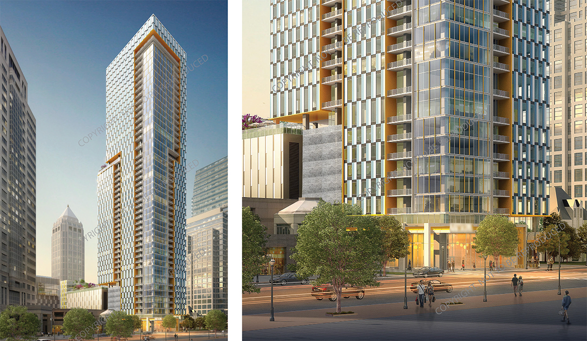 Trillist's nearly one-acre site has seen several development proposals over the years, including a Mandarin Oriental hotel and residences dating back to 2007.