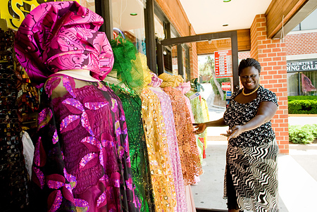African clothing stores nyc