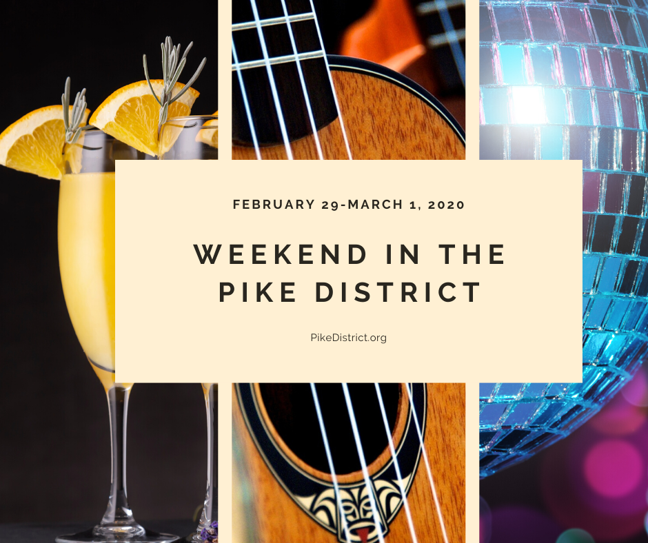Weekend in the Pike District