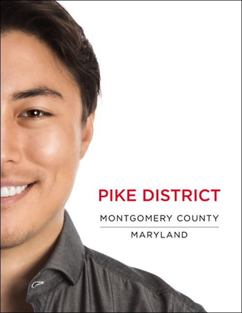 Pike District Report Cover