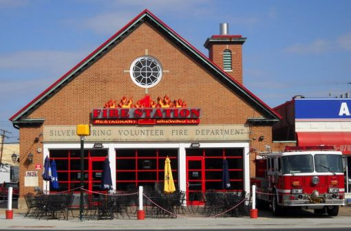 Fire station 1 restaurant downtown silver spring md fire station 1 restaurant mightylinksfo