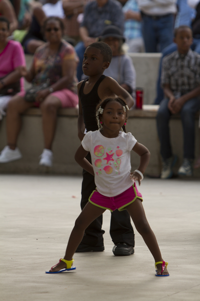 Kids Games at the Silver Spring Summer Concerts