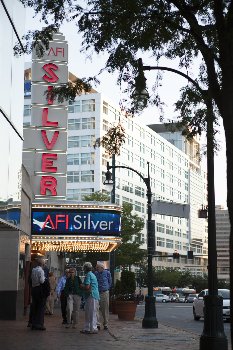 Afi silver theatre cultural center downtown silver for Abol ethiopian cuisine silver spring md