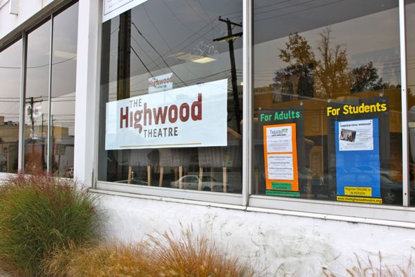 Highwood theatre downtown silver spring md highwood outside1g mightylinksfo