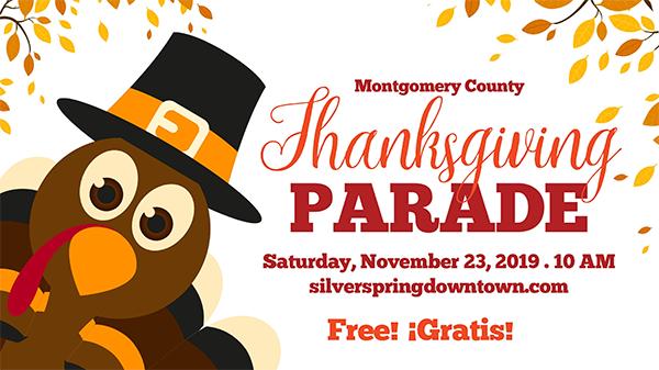 Thanksgiving Parade Flyer
