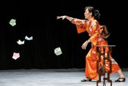 Origami Tales: A magical entry into Japanese Culture through Performance