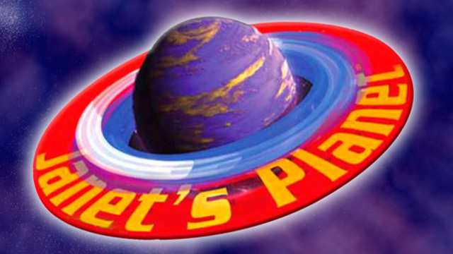 Janet's Planet: Explore the Cosmos!