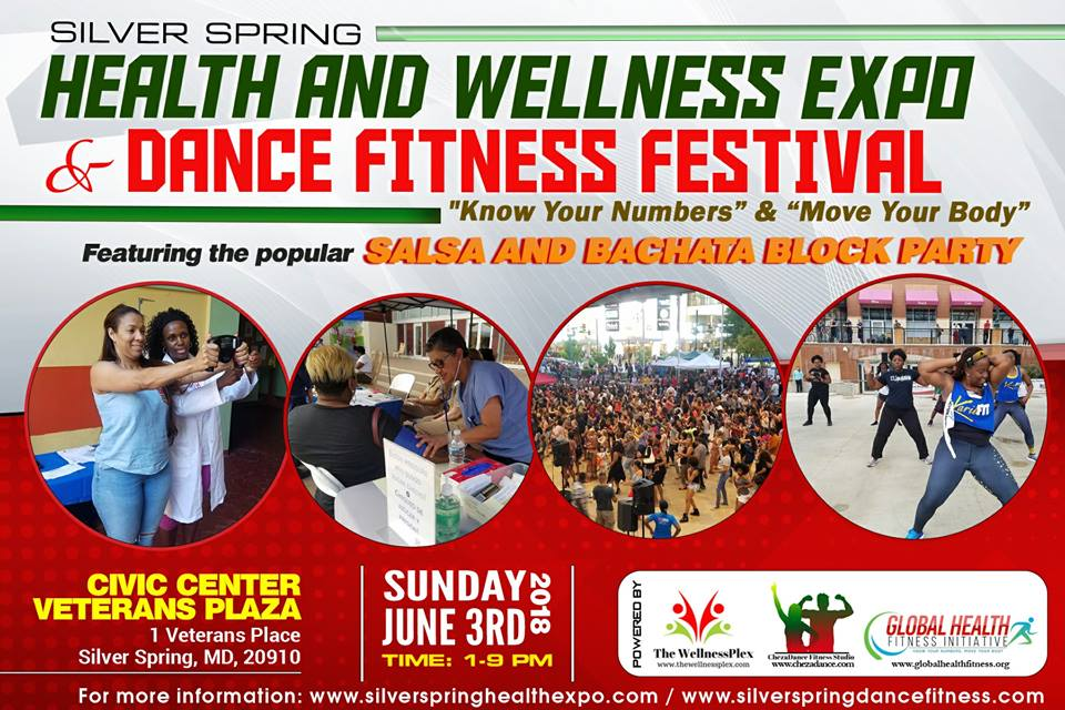 Health and Wellness Expo & Dance Fitness Festival