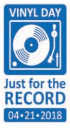 Vinyl Record Day: Just for the Record