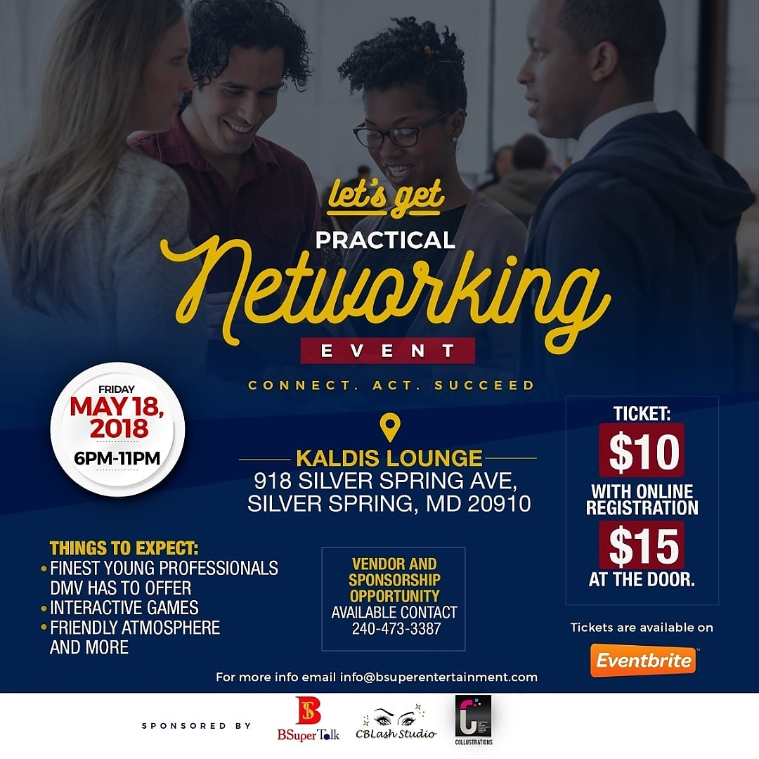 Let's Get practical Networking Event