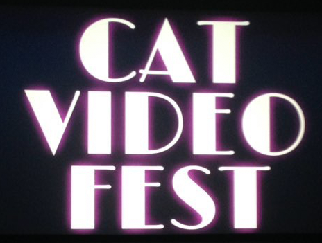 Free Outdoor Movie: Silver Screens on Sonny's Green presents CatVideoFest 2017