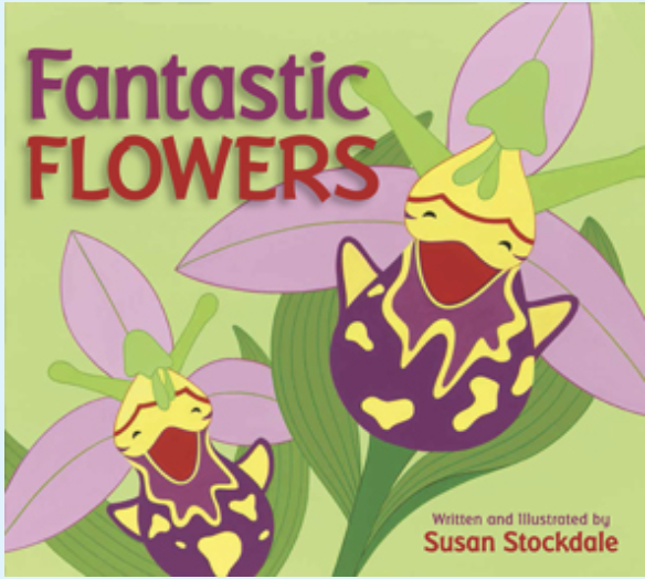 Storytime and Art Activity with Susan Stockdale