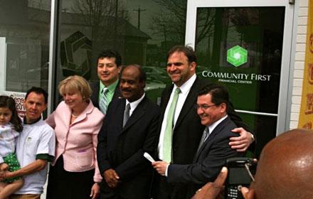 Community First Financial Center