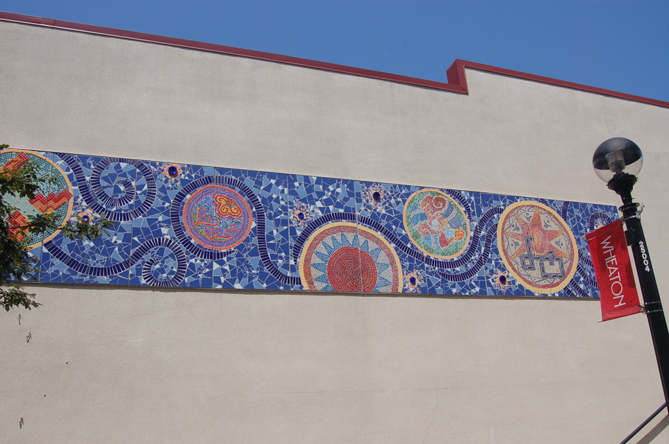 Our Diverse Cultures Mosaic, Arts on the Block