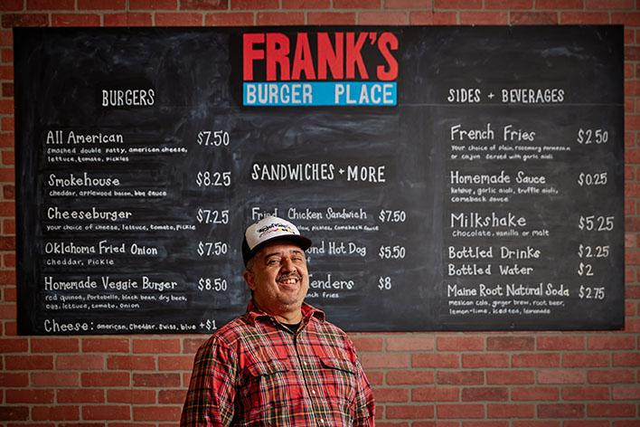 Frank's Burger Place