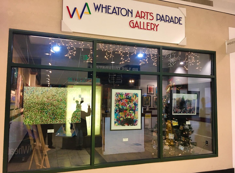 Wheaton Arts Parade Gallery