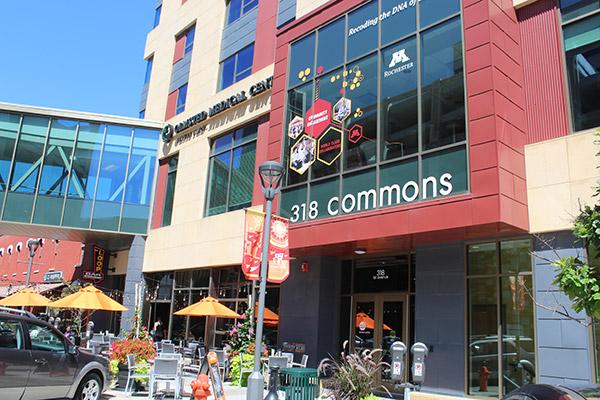 318 Commons