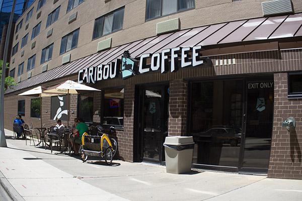 Caribou Coffee Kahler Inn