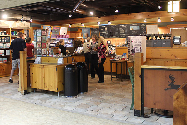 Caribou Coffee Downtown