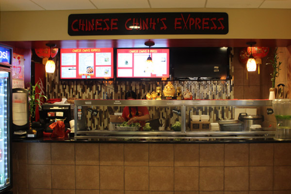 Chinese Chinh's Express