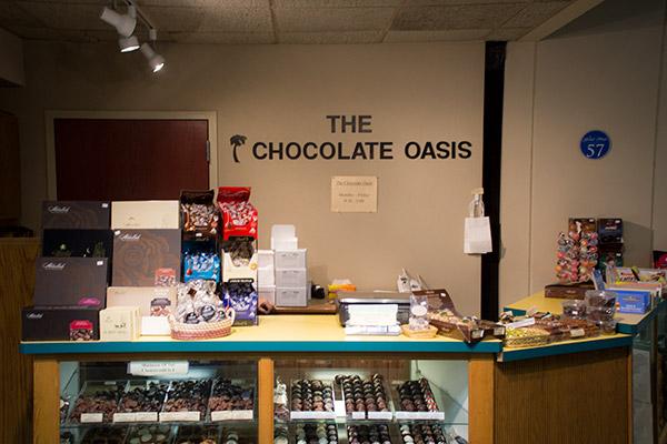 Chocolate Oasis