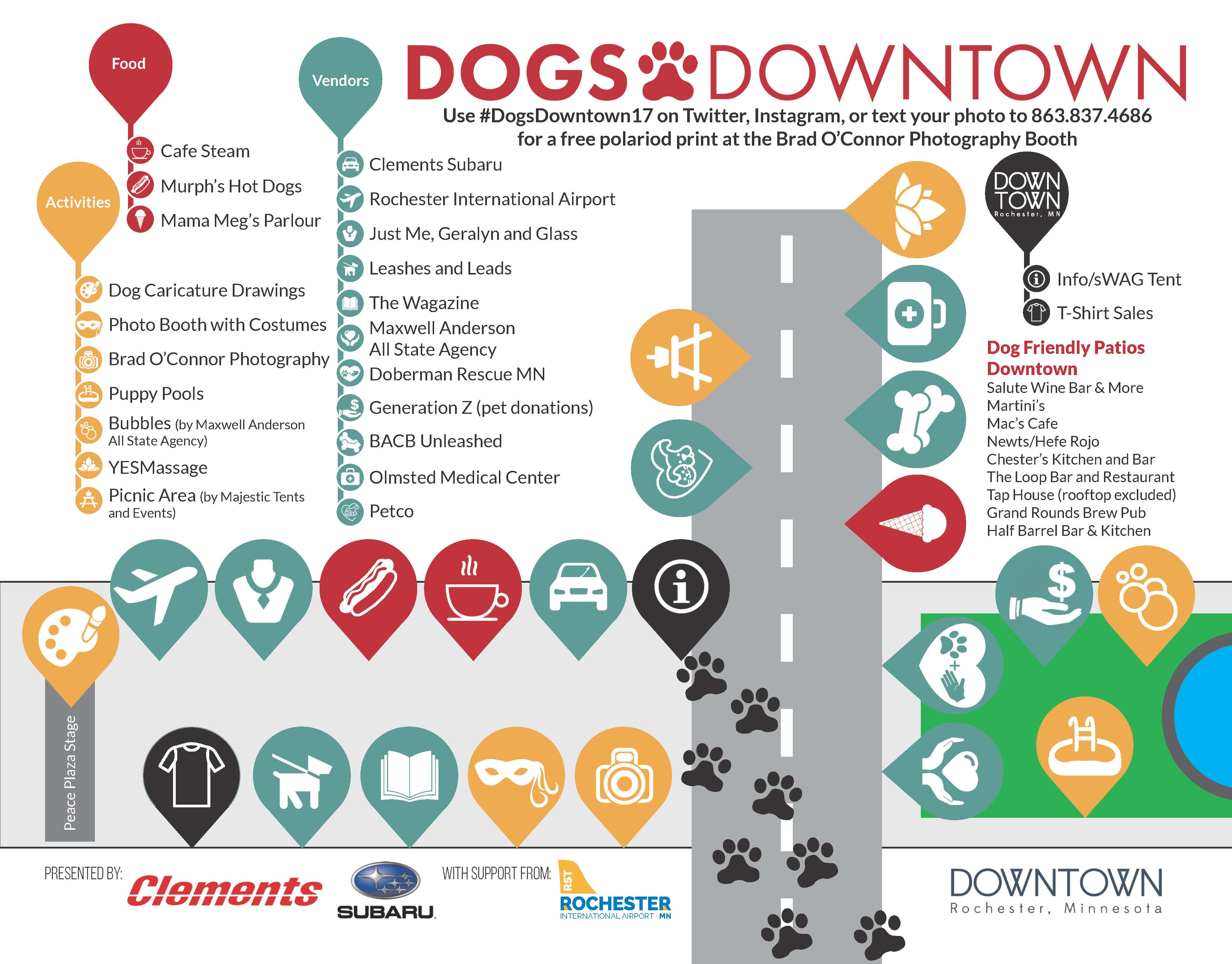Dogs Downtown