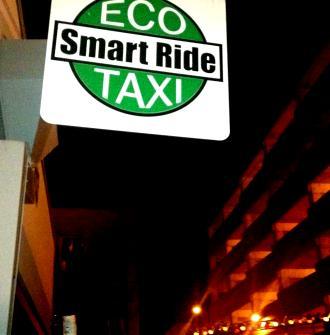 Smart Ride Ecotaxi
