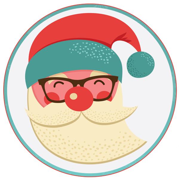 here comes santa claus - Pictures Santa Claus