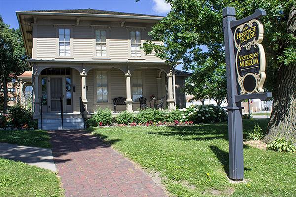 Elegant Heritage House Victorian Museum