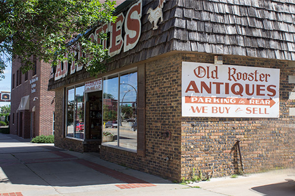 Old Rooster Antiques