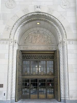 Plummer Building Doors