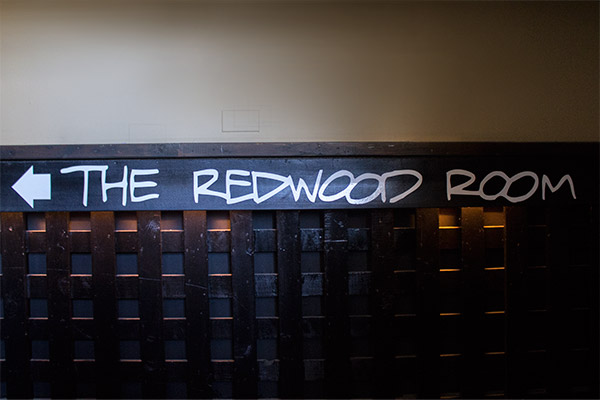 Redwood Room